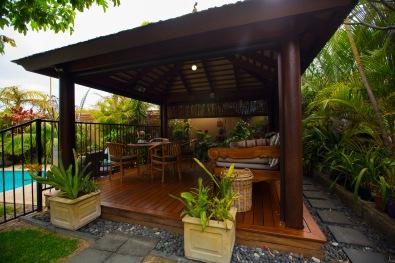 Bali at AvalonPool hut