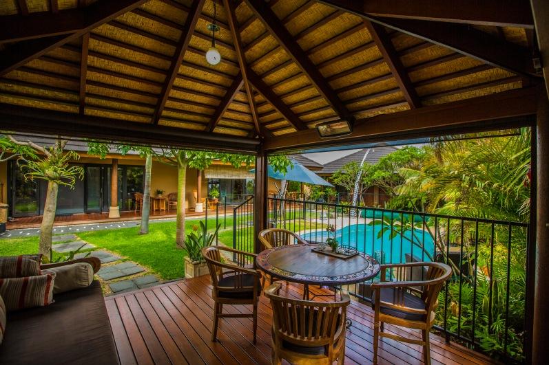 Bali at AvalonPool hut1